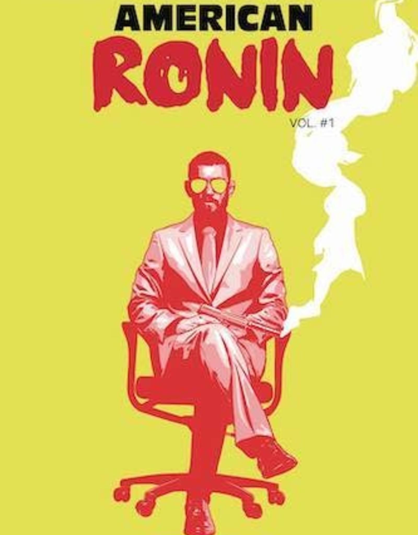Artists Writers & Artisans American Ronin TP