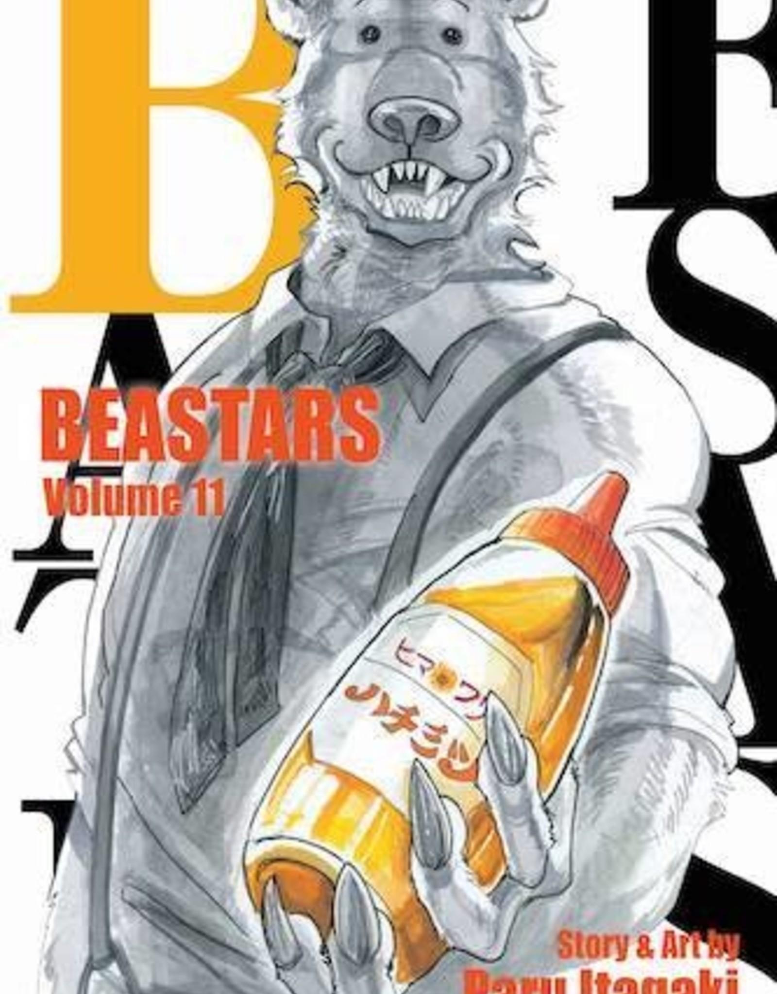 Viz Media Beastars Vol 11 GN