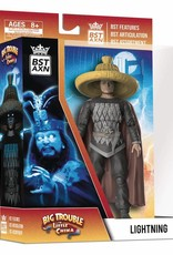 The Loyal Subjects Bst AXN Big Trouble In Little China Lightning 5in Action Figure