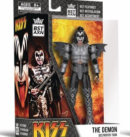 The Loyal Subjects Bst AXN Kiss The Demon 5in Action Figure