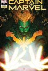 Marvel Comics Captain Marvel #27 Chang Captain Marvel-Thing Var