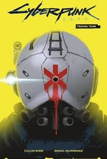 Dark Horse Comics Cyberpunk 2077 Trauma Team TP