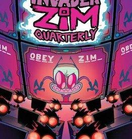 Oni Press Invader Zim Quarterly Zims Greatest Plan #1 Cvr A Stresing