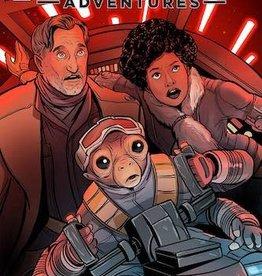 IDW Publishing Star Wars Adventures (2020) #4 Cvr B Nathan