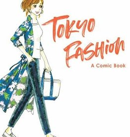 Viz Media Tokyo Fashion Comic Book HC