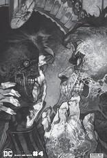 DC Comics Batman Black And White #4 Cvr C Simone Bianchi Two-Face Var