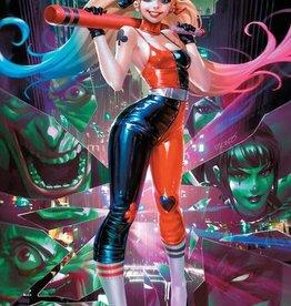 DC Comics Harley Quinn #1 Cvr B Derrick Chew Card Stock Var