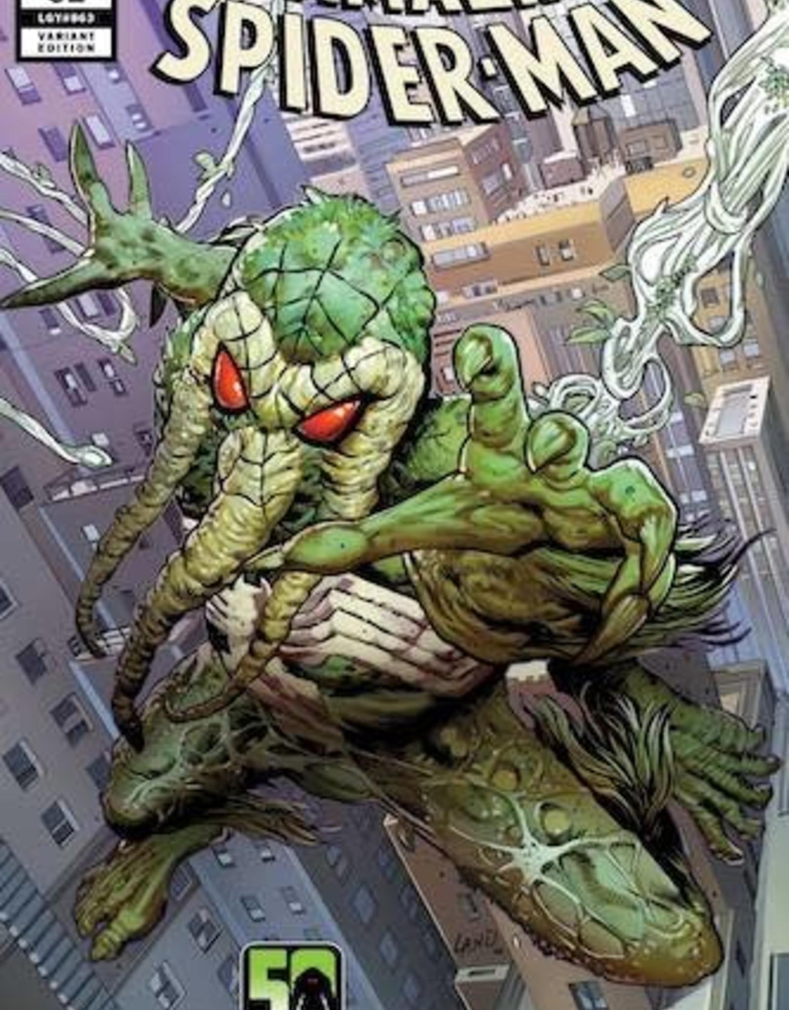 Marvel Comics Amazing Spider-Man #62 Land Spider-Man-Thing Var