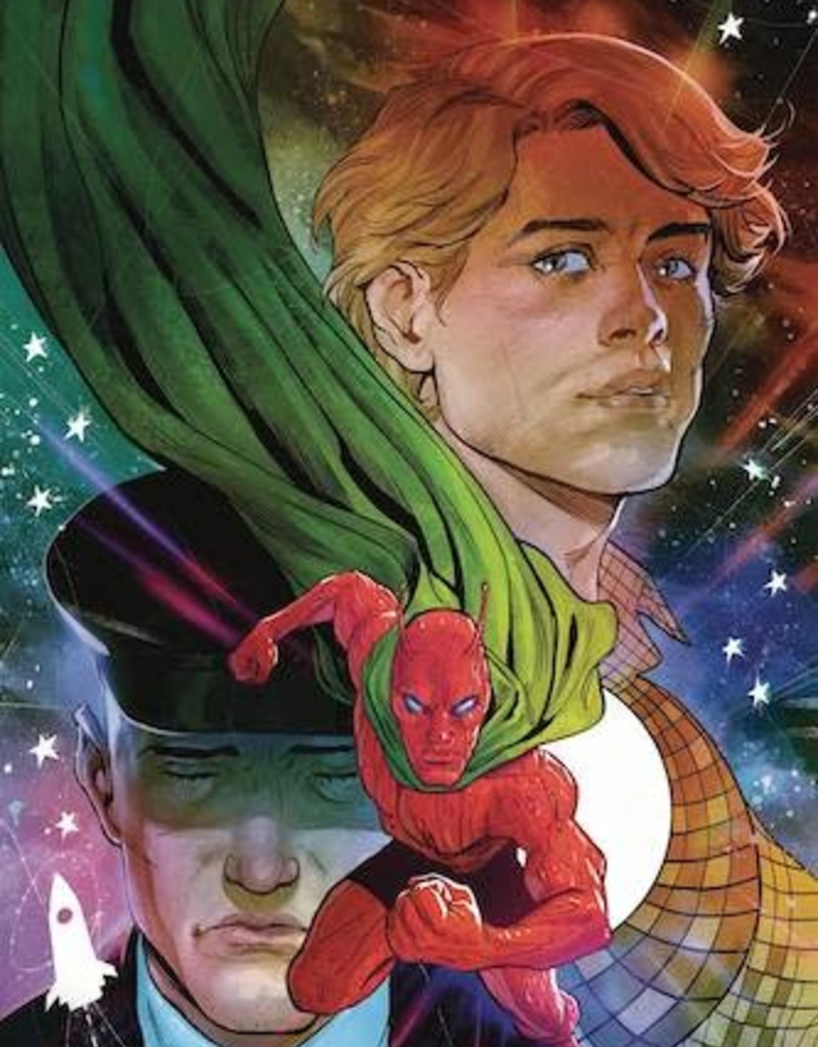 Dark Horse Comics Barbalien Red Planet #5 Cvr B Robles