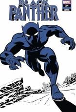 Marvel Comics Black Panther #24 Michael Cho Black Panther Two-Tone Var