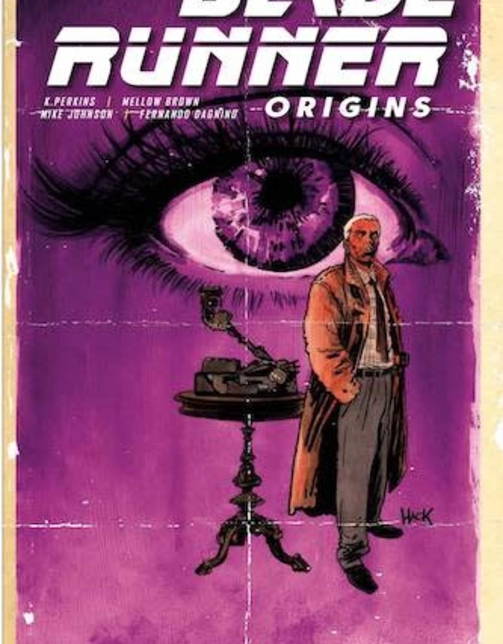 Titan Comics Blade Runner Origins #2 Cvr D Hack