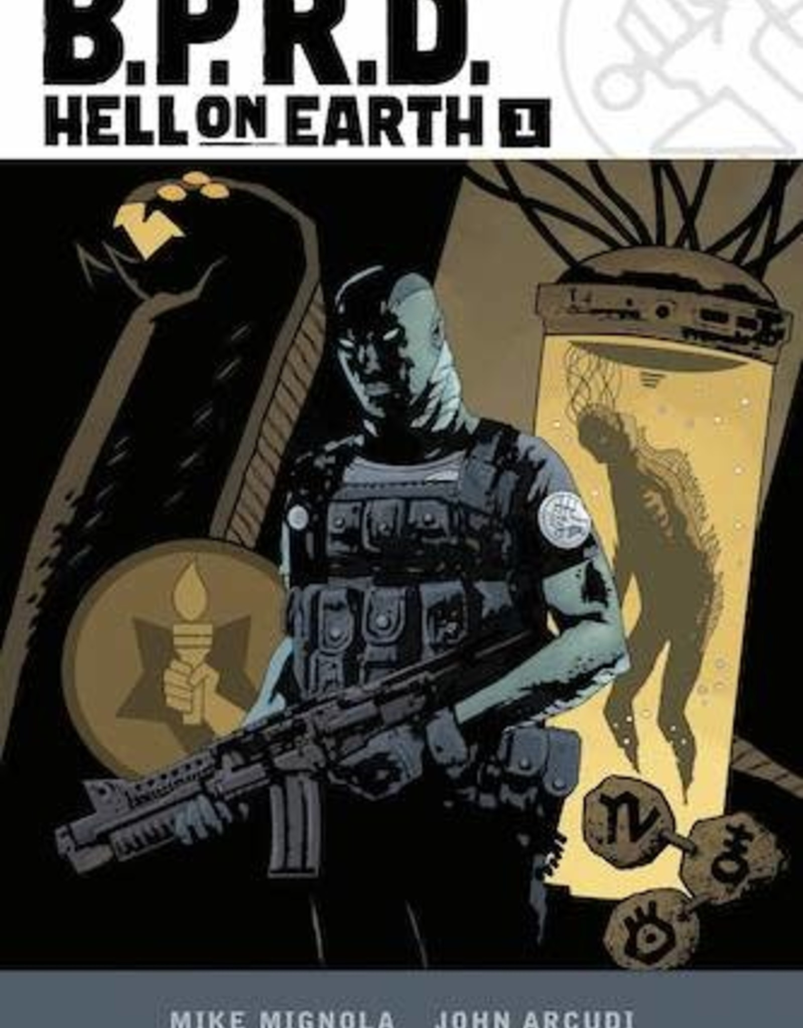 Dark Horse Comics BPRD Hell On Earth TP Vol 01