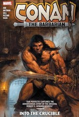 Marvel Comics Conan The Barbarian By Jim Zub TP Vol 01 Into The Crucible