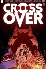 Image Comics Crossover #3 2nd Ptg