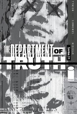 Image Comics Department Of Truth #1 4th Ptg