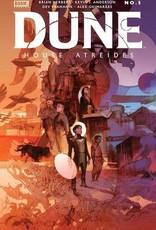 Boom! Studios Dune House Atreides #5 Cvr B Tocchini