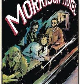 Z2 Comics Morrison Hotel GN