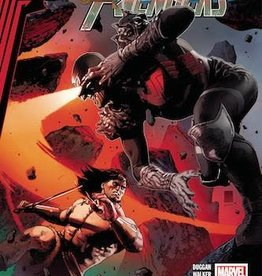 Marvel Comics Savage Avengers #19 KIB