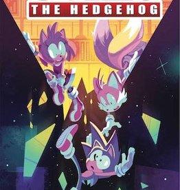 IDW Publishing Sonic The Hedgehog #38 10 Copy Incv Fourdraine