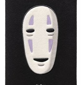 Chronicle Books Spirited Away No Face Plush Journal