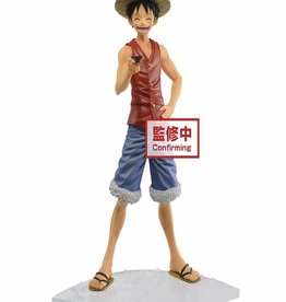 Banpresto One Piece Magazine Special Episode Luffy V1 Fig