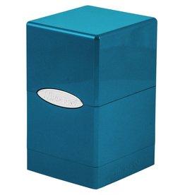Ultra Pro Ultra Pro: Satin Tower Deck Box - Ice