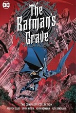 DC Comics Batmans Grave The Complete Collection HC