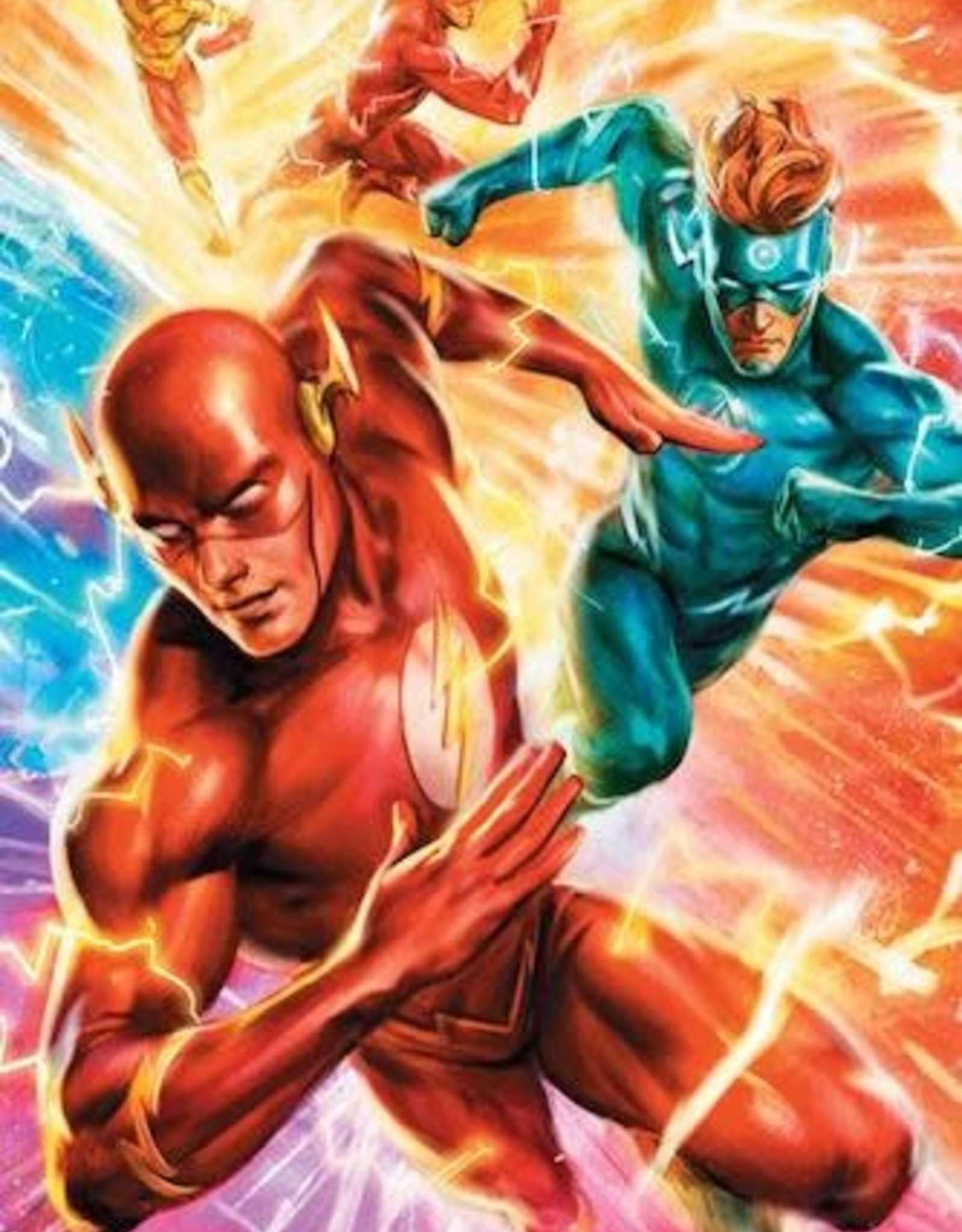 Flash #768 Cvr B Ian Macdonald Var DC Comics Comic Book