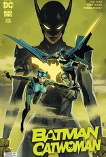DC Comics Batman Catwoman #4 Cvr A Clay Mann
