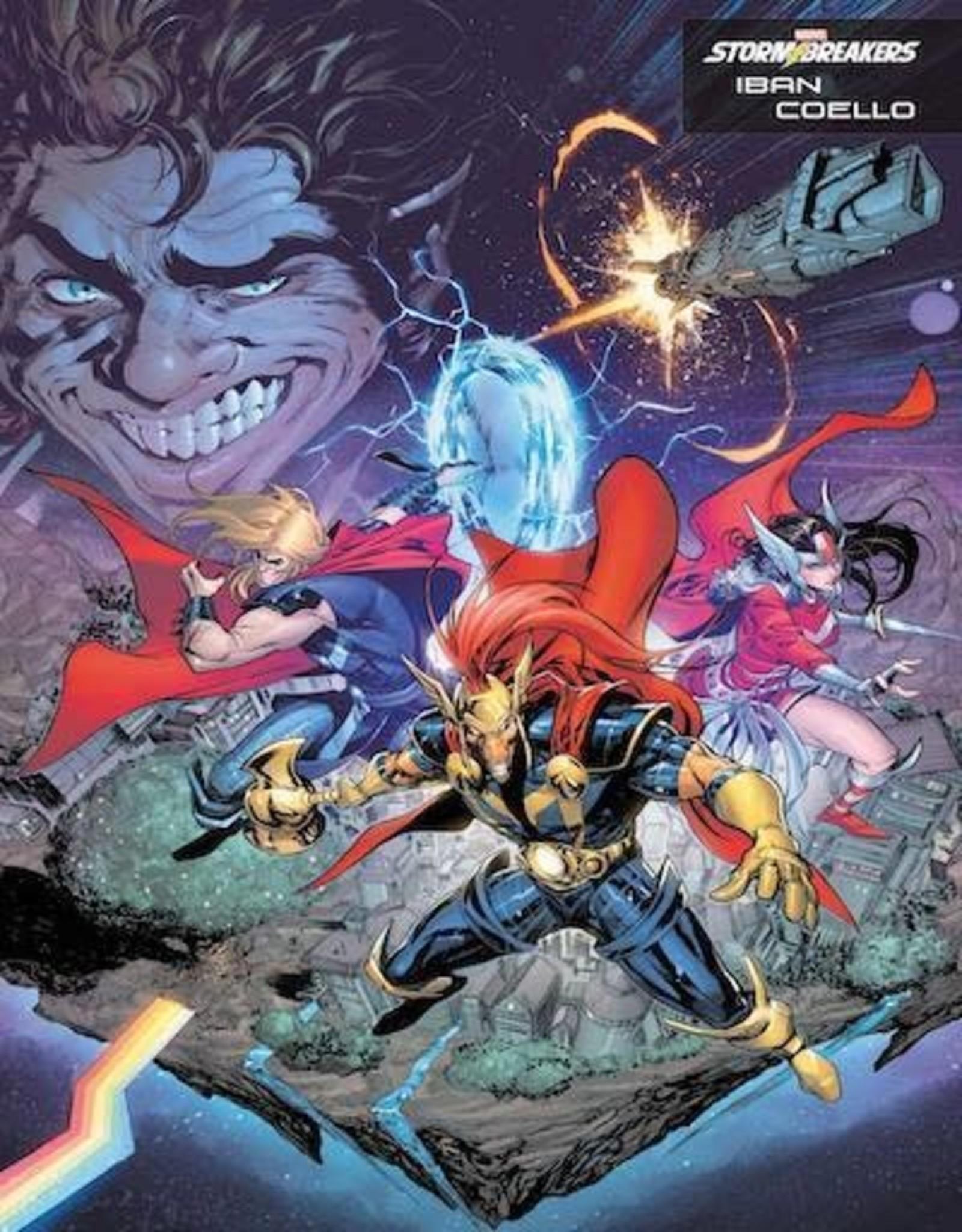 Marvel Comics Beta Ray Bill #1 Coello Stormbreakers Var KIB