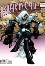 Marvel Comics Black Cat #4
