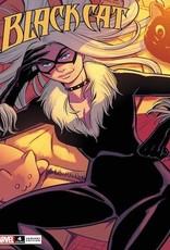 Marvel Comics Black Cat #4 Bustos Var