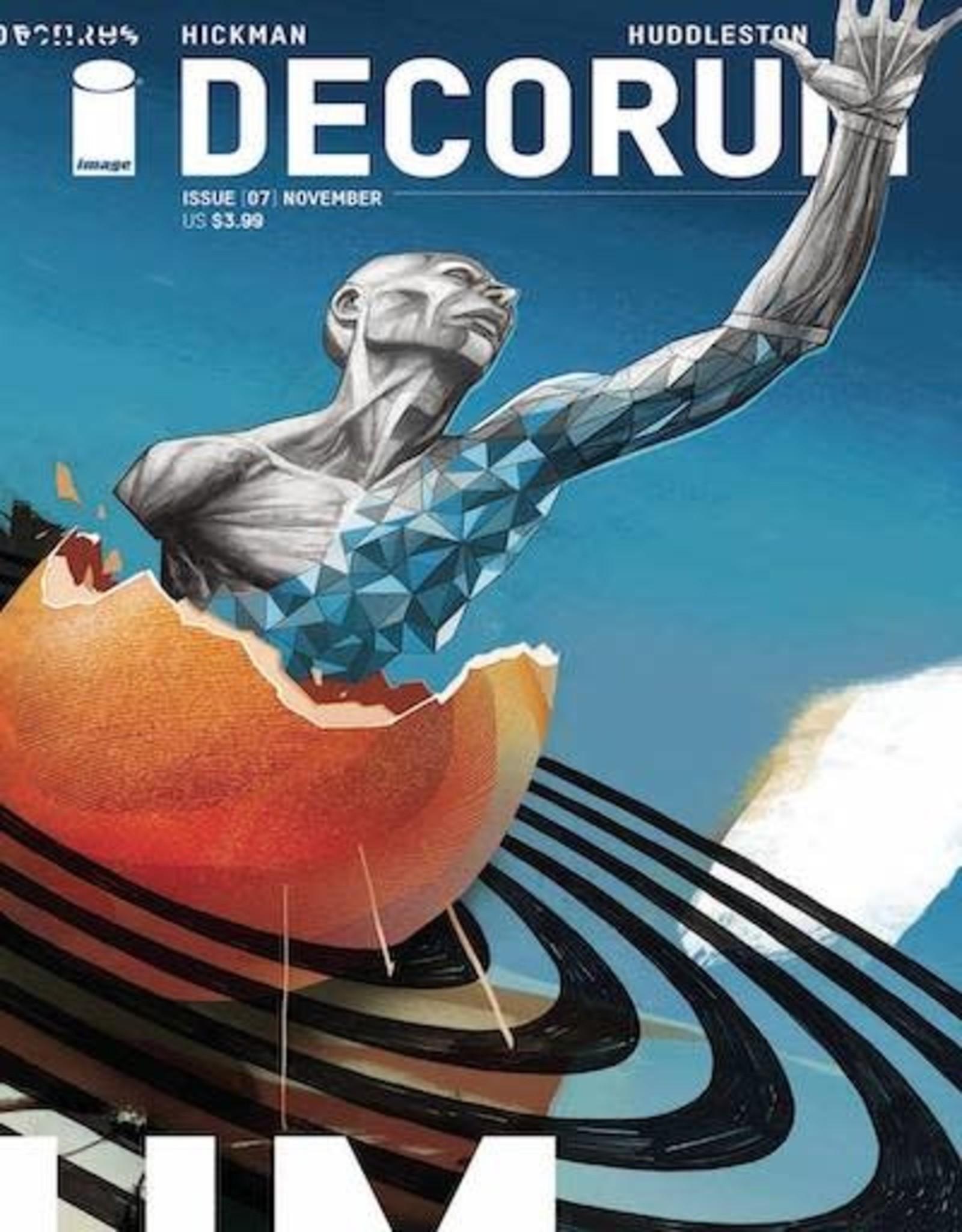 Image Comics Decorum #7 Cvr A Huddleston
