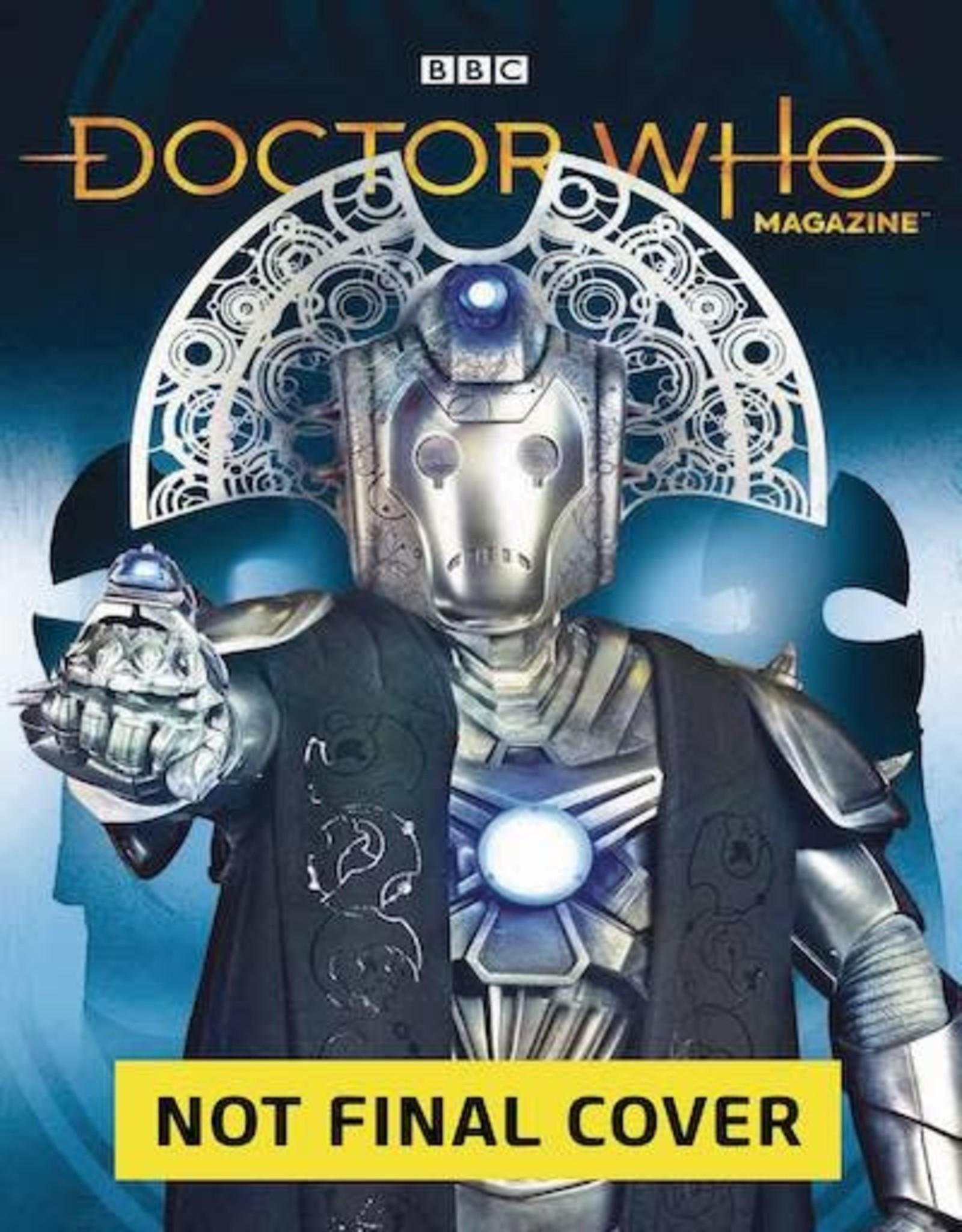 Panini Publishing Doctor Who Magazine #558