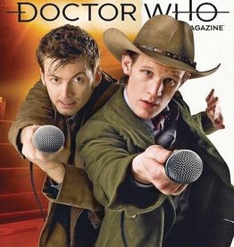 Panini Publishing Doctor Who Magazine #560