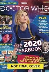 Panini Publishing Doctor Who Magazine Special #56 2021 Year Book