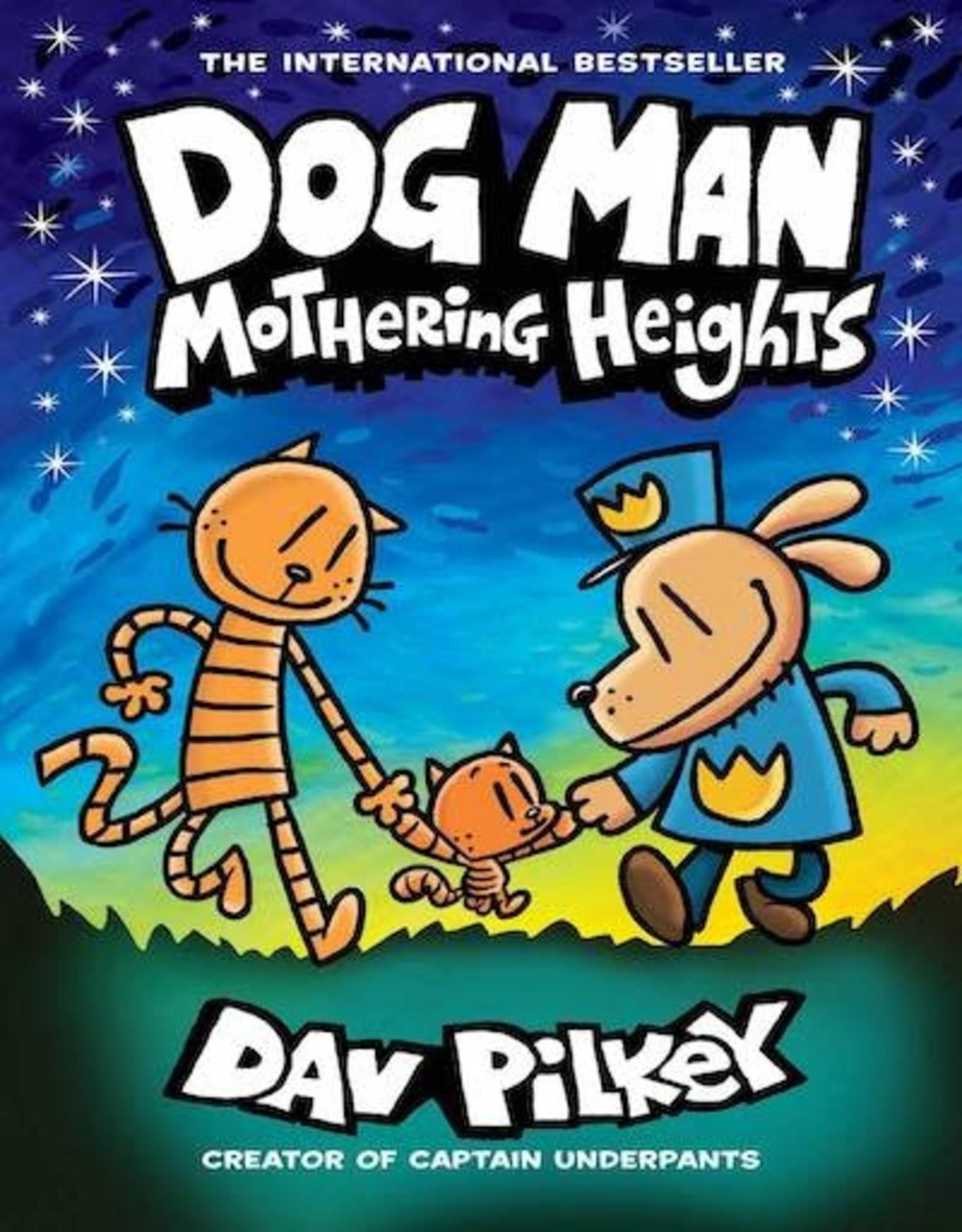Graphix Dog Man Gn Vol 10 Mothering Heights