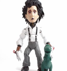 The Loyal Subjects Loyal Subjects Horror WV3 Ed Scissorhands Suburb Action Figure