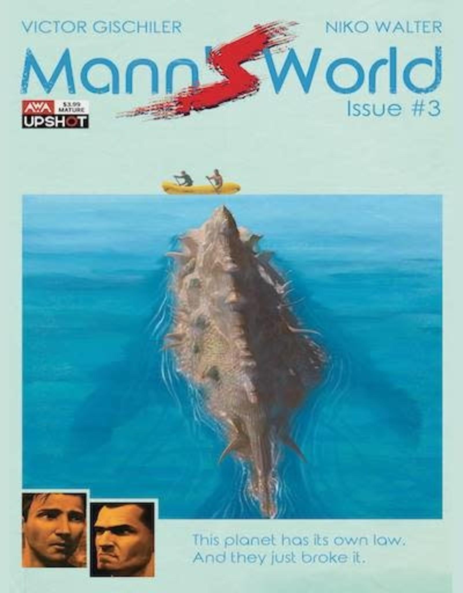 Artists Writers & Artisans Manns World #3