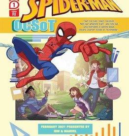IDW Publishing Marvel Action Spider-Man #1 10 Copy Incv Cvr