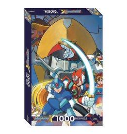 Icon Heroes Mega Man X Jigsaw Puzzle