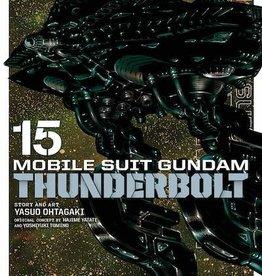 Viz Media Mobile Suit Gundam Thunderbolt Gn Vol 15