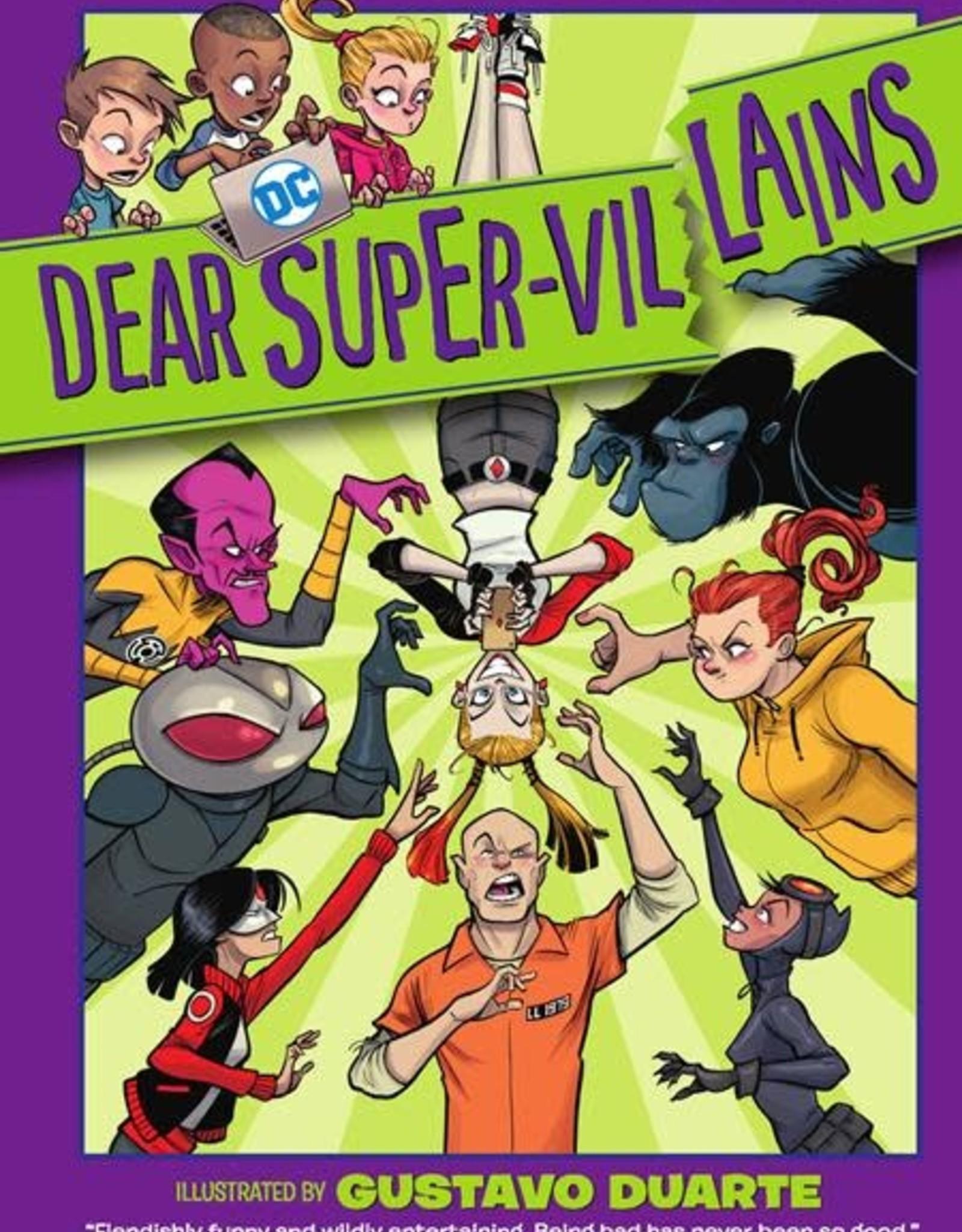 DC Comics Dear DC Super-Villains TP