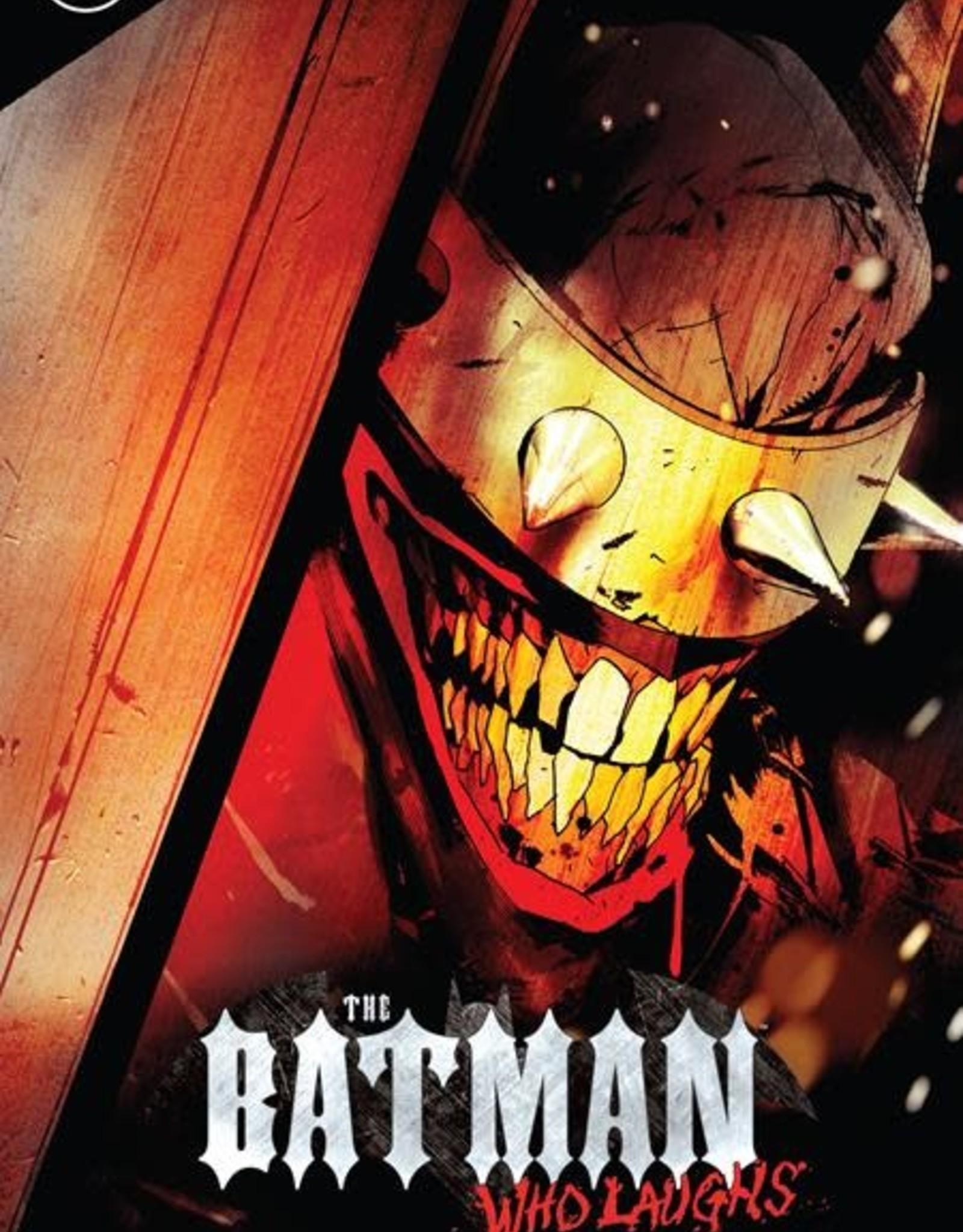 DC Comics Batman Who Laughs TP