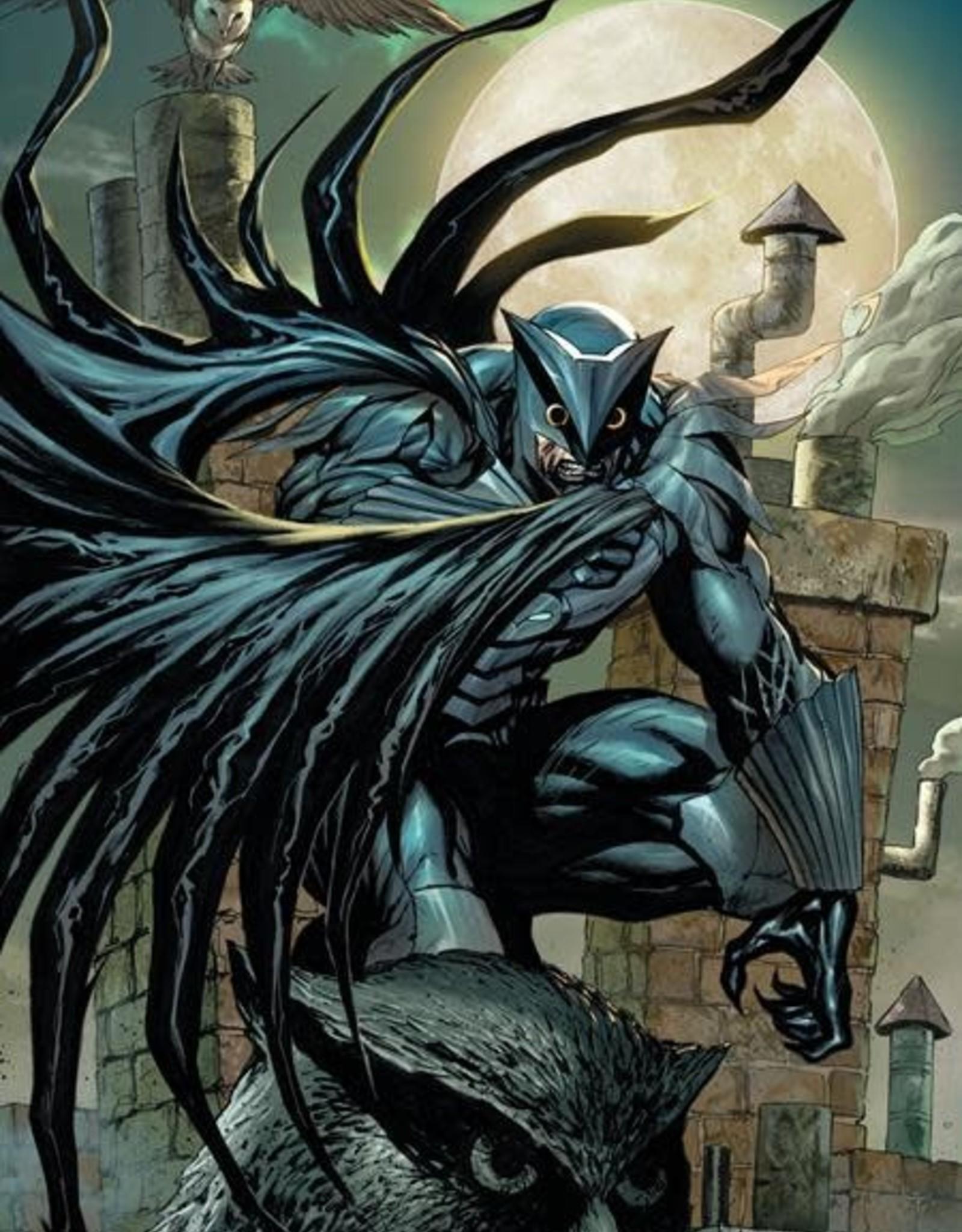 DC Comics Crime Syndicate #2 Cvr B Tyler Kirkham Var