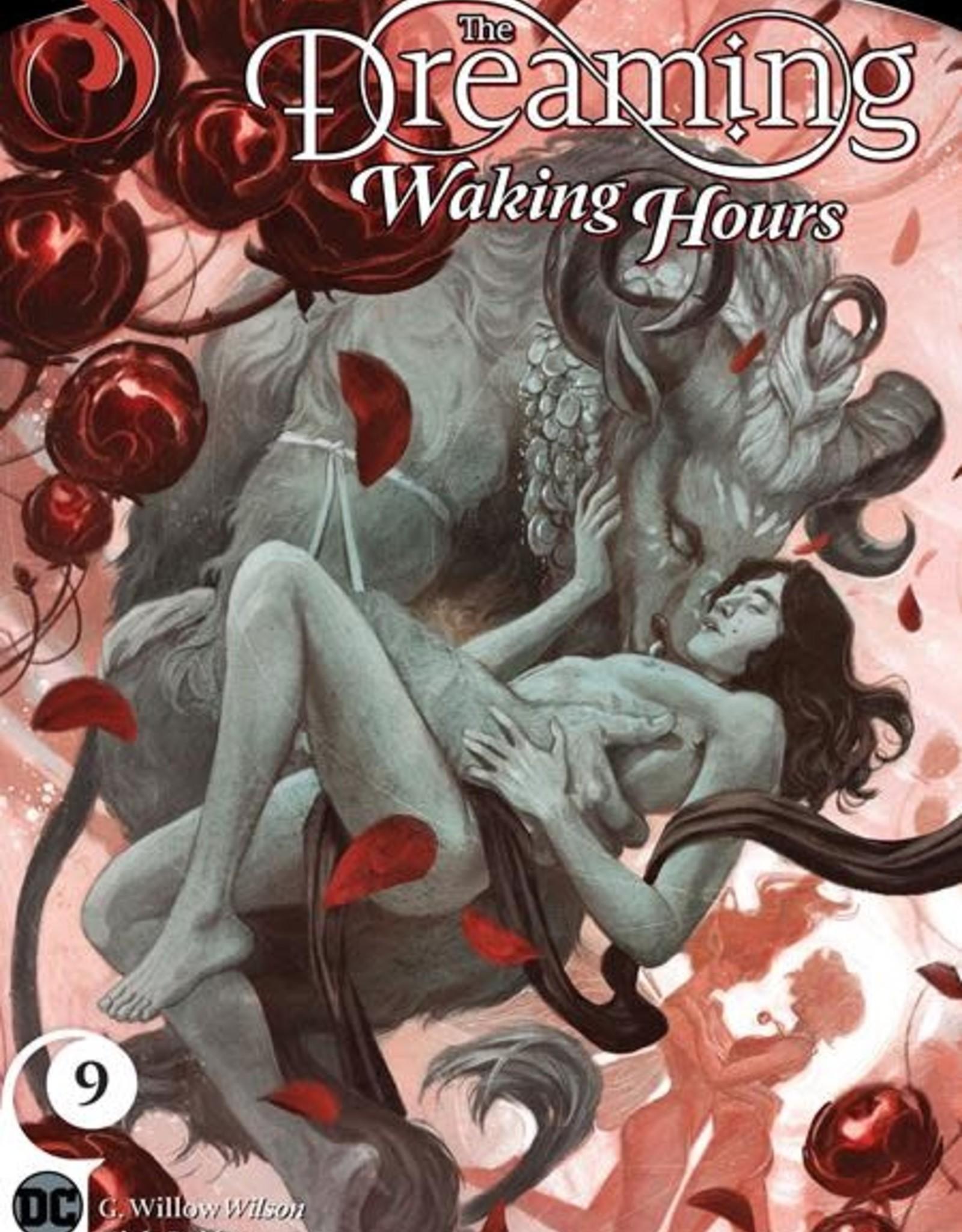 DC Comics Dreaming Waking Hours #9