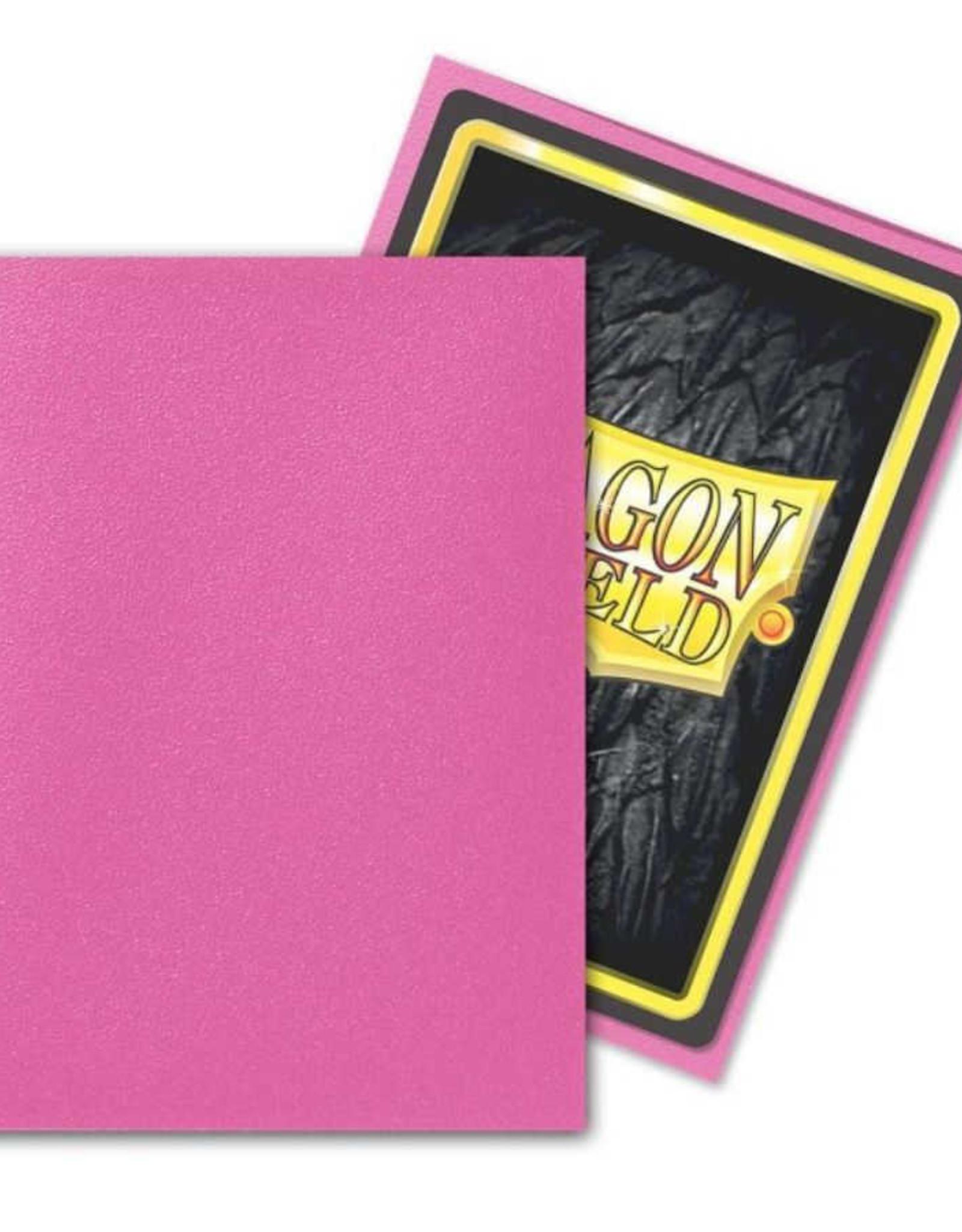 Arcane Tinmen Dragon Shield (100) Matte Pink Diamond