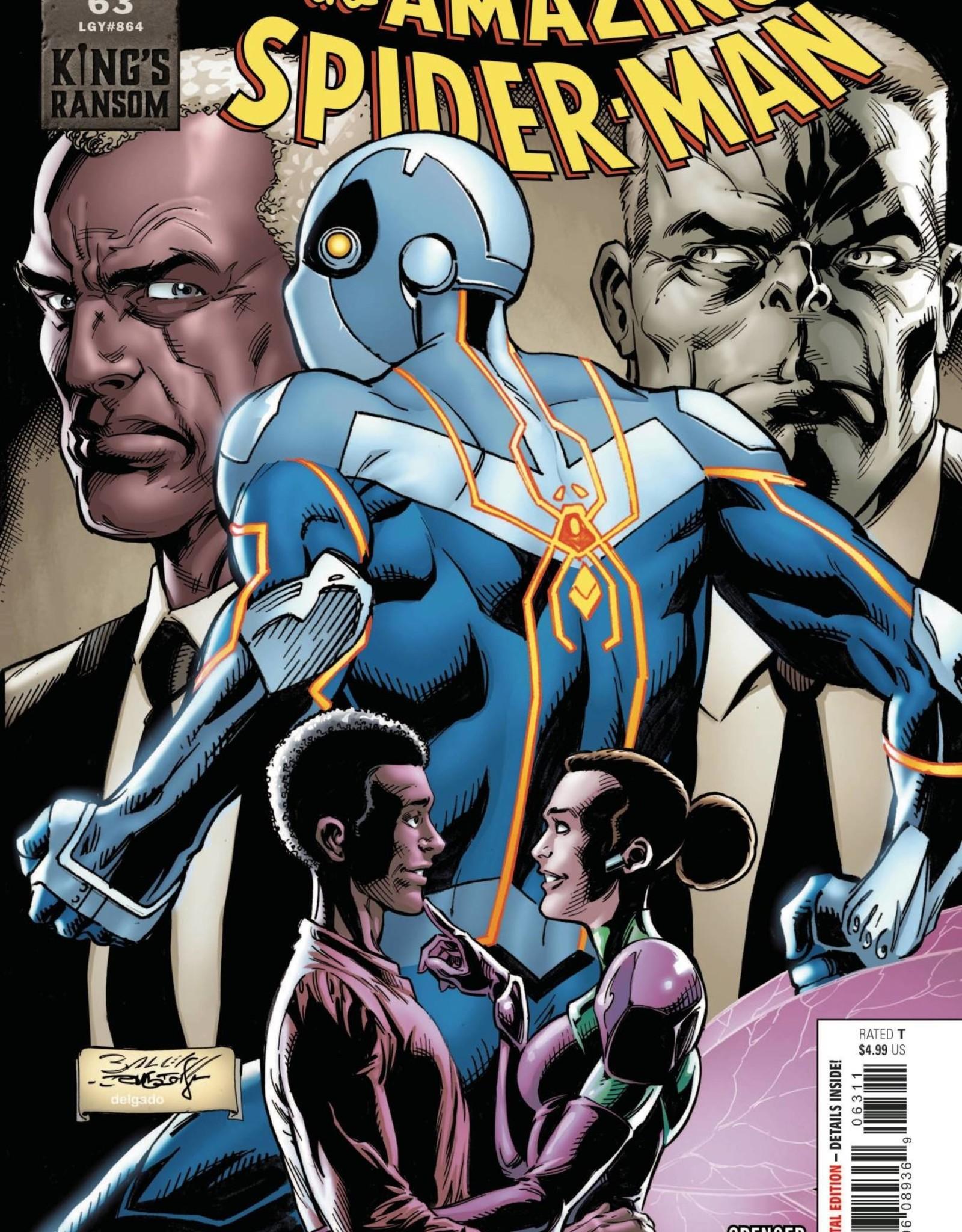 Marvel Comics Amazing Spider-Man #63