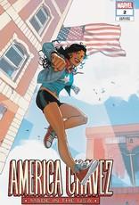 Marvel Comics America Chavez Made In USA #2 Bengal Var