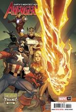 Marvel Comics Avengers #44